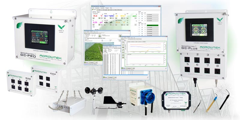 agrowtek inc grow controls for greenhouses